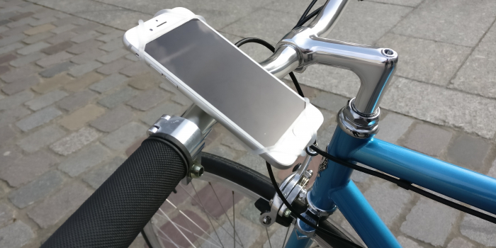 Support Smartphone Geovelo Cyclyk